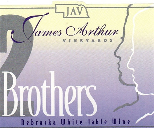 James Arthur Vineyard Nebraska 2 Brothers Wine