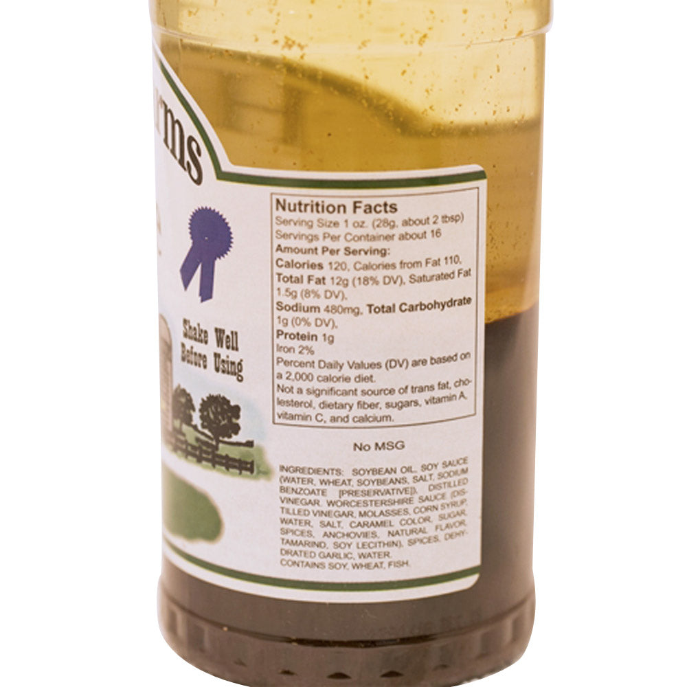 Holen One Farms Meat Marinade