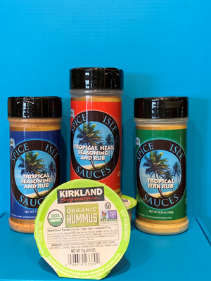 Tropical Gourmet Seasoning/Rub | Sweet & Sour Tamarind Fruit Flavors | Authentic Caribbean Flavors