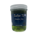Jalapeno Jelly 8oz | Spice Up Your Morning With This Jelly | Rafter 7S