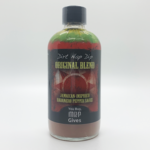 Dirt Nap Dip Original Blend Hot Sauce | You buy, and we give 100% | Mystic Rhoads Productions