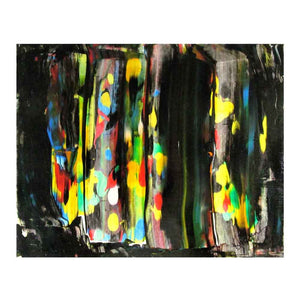 Abstract Curtain | Fine Art Print by Kent Theesen