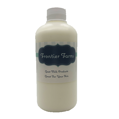 Goat Milk Hand & Body Lotion | 8 oz. Goat Milk Lotion | Frontier Soap Shack