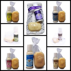 Mini Gift Bag | Bath & Body | Pamper Yourself | Shepherd's Dairy 4 Ewe