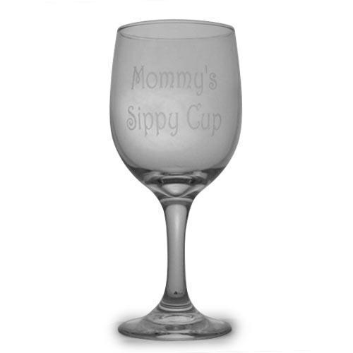 Personalized Wine Glass | Great Customized Gifts | Best Wine Glasses