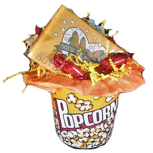 Movie Night for 2 | Best Popcorn Basket | Fun For All Ages