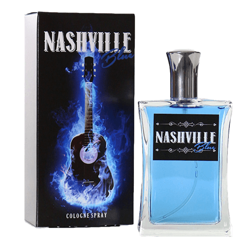 Nashville Blue Cologne  Spray 3.4oz | Cologne For The Musical Soul