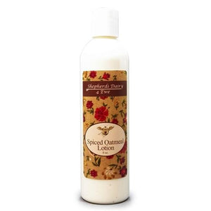 Spiced Oatmeal Victorian Lotion | Smooth Lotion | Shepherd's Dairy 4 Ewe