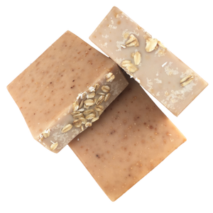 Oatmeal, Milk & Honey Soap | Wash Away Eczema and Psoriasis | LaRee's Handcrafted Soaps