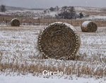Winter on a Nebraska Farm Picture Book - Can you find all the shapes? | Learn Your Shapes & Discover Nebraska Beauty
