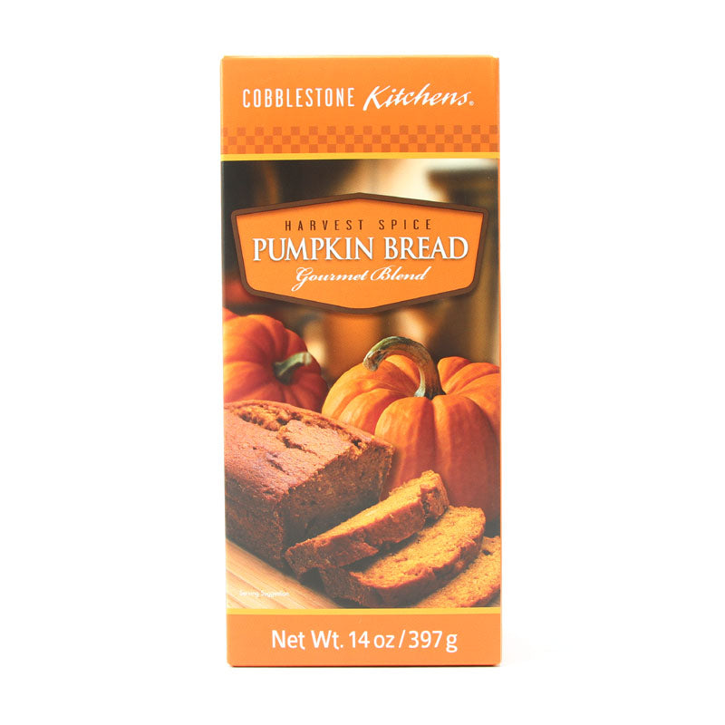 Heartland Gourmet Harvest Spice Pumpkin Bread - Pumpkin Bread Mix