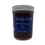 Sandhill Cowboy's Jelly 8oz | Plum & Chokecherry | Rafter 7S