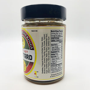 Natural Original Mustard & Spicy Mustard | Combo Pack | Herbal Gatherings