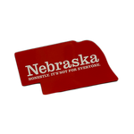 Nebraska. Honestly, It's Not For Everyone Magnet | Best Nebraska Refrigerator Magnet