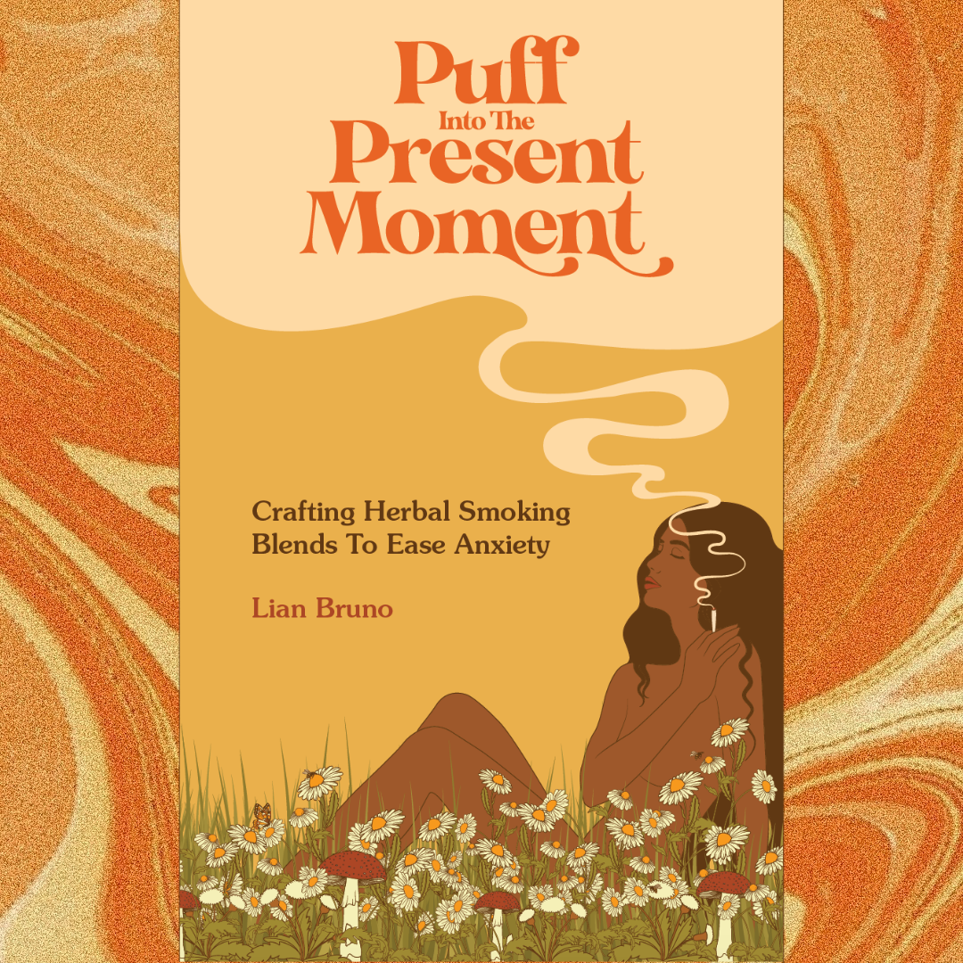 Puff Into The Present Moment zine