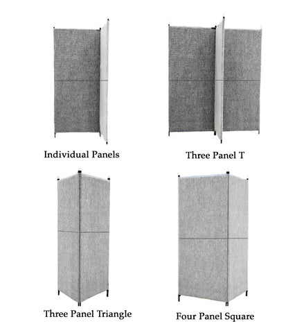 Compact 3 Panel T Kit