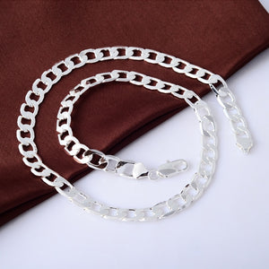 Men Figaro Chain Necklaces
