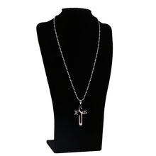 Load image into Gallery viewer, Newest JESUS CROSS Christian Fashion Pendant Necklace