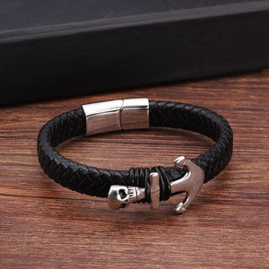 Anchor Men Bracelet