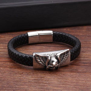 Vintage Motorcycle Men Bracelets