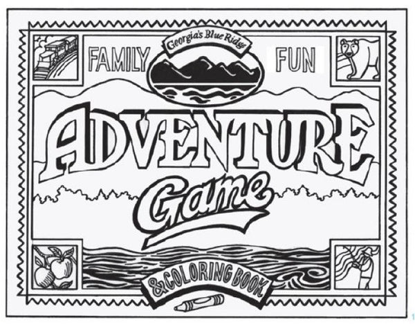 Adventure Game Blue Ridge GA