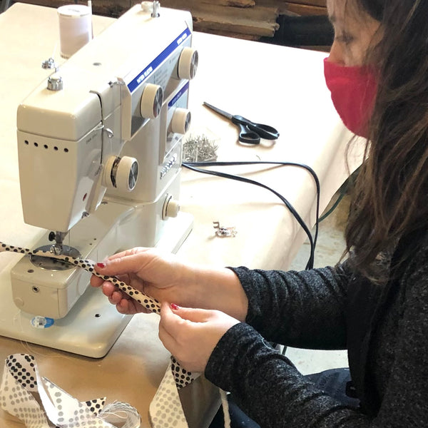 Sewing welting