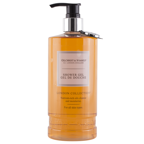 London Collection- Shower Gel by Gilchrist & Soames