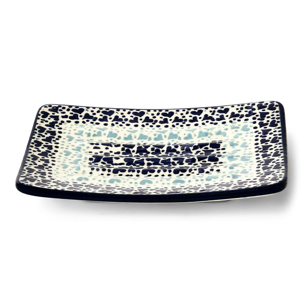Polish Pottery Soap Dish
