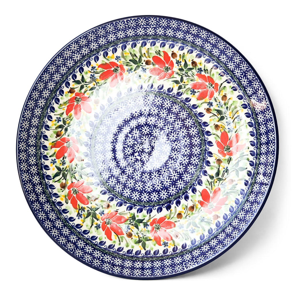 Polish Pottery Large Platter