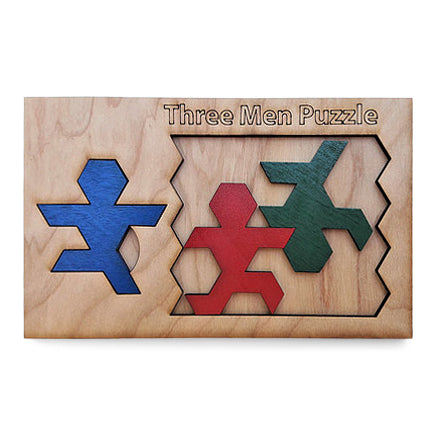 Three Man Puzzle