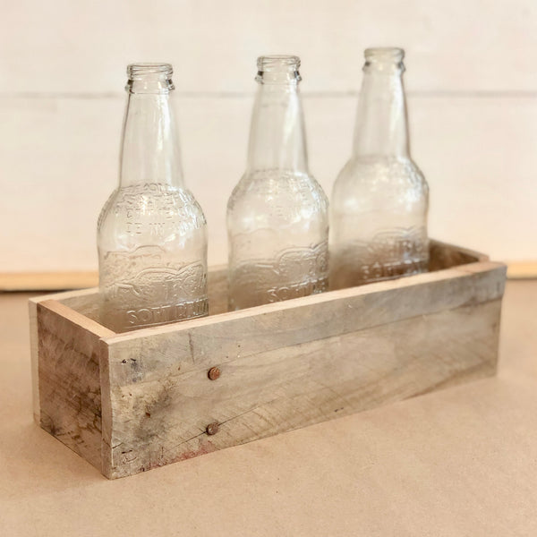 3 bottle centerpiece