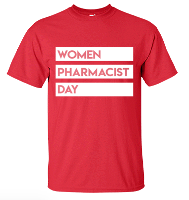 Women Pharmacist Day 2018 Quote Short Sleeve Shirt