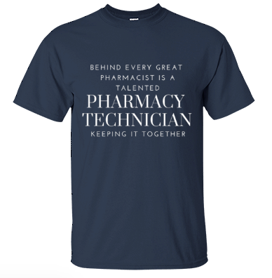 Talented Pharmacy Technician Short Sleeve Shirt