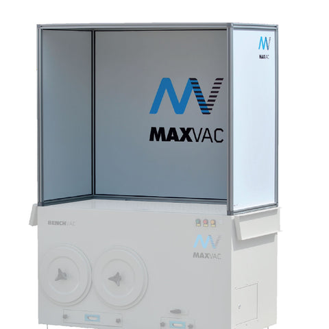 MAXVAC Dust-Top for BenchVac
