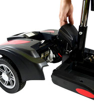 Load image into Gallery viewer, Scout Sport Quattro Mobility Scooter with All round Suspension