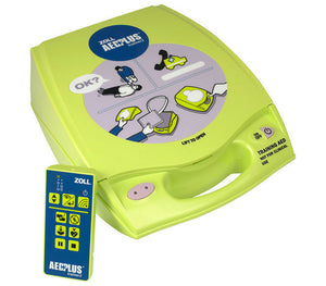 ZOLL AED Plus Trainer II Complete pack