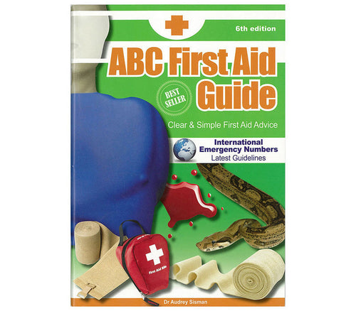 Clear & Simple First Aid  Book
