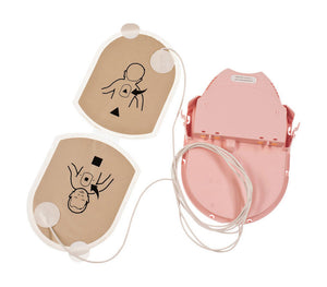 HEARTSINE DEFIBRILLATOR PAEDIATRIC PAD & BATTERY PACK