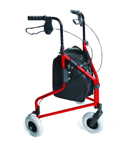Folding 3 Wheel Tri Walker Days 240L Lightweight Aluminium