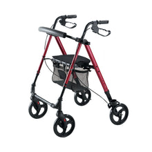 Load image into Gallery viewer, Light Rollator – Portable Mobility Walker