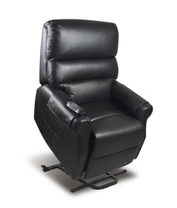 Mayfair Luxury Electric Recliner Lift Chair Premium Leather