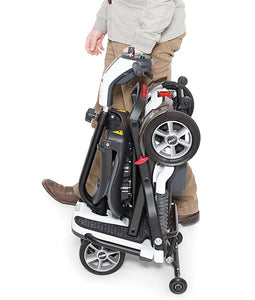 Pride S19 Folding Scooter