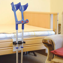 Load image into Gallery viewer, Rebotec Duo Support Clamp – Bedside Crutch Support