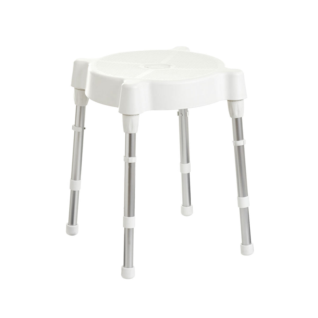 Rebotec Verona – Round Shower Stool