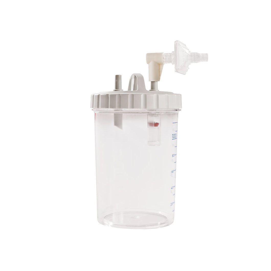 Reusable Suction Pump Canister