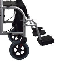 Load image into Gallery viewer, Wheelchair/Rollator – FUSION 2 IN 1 – Hero