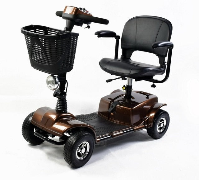 Fold-able Electric Mobility Scooter