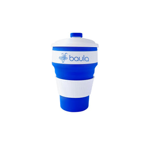 Collapsible Cup Dark Blue