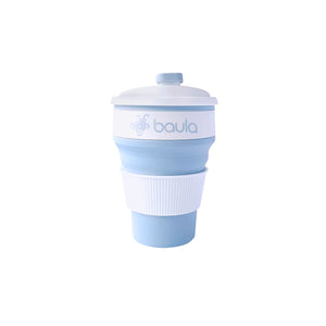 Collapsible Cup Light Blue