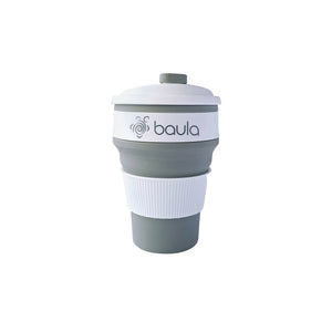 Collapsible Cup Grey